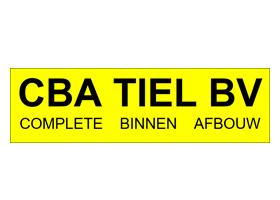 CBA BV Tiel